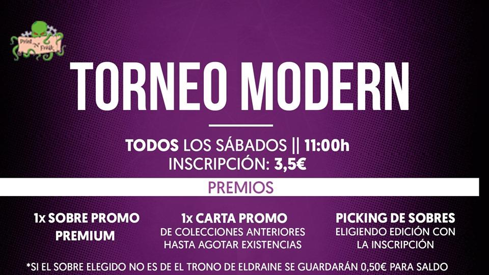 Torneo de Modern