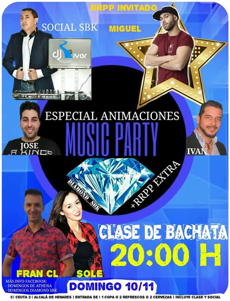 DIAMOND Sbk MUSIC PARTY