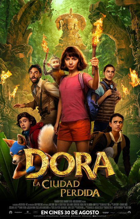 DORA Y LA CIUDAD PERDIDA Sala de Cine del EJE