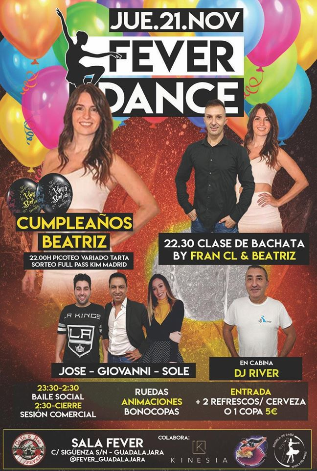 FEVER Cumple Party