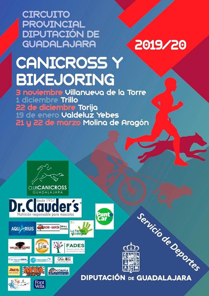 Canicross Trillo 2019