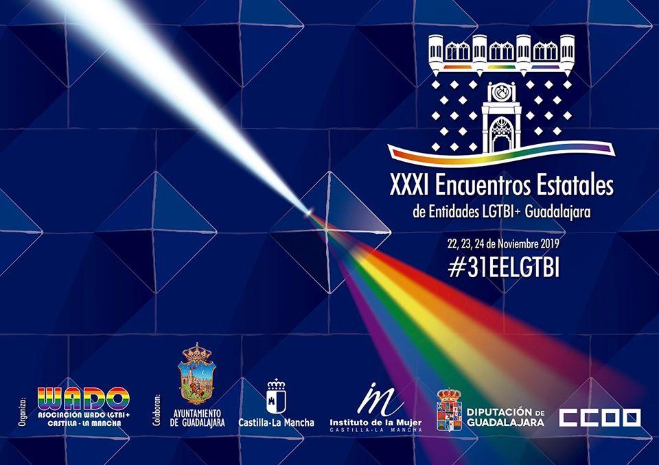 XXXI Encuentros Estatales de Entidades LGTBI