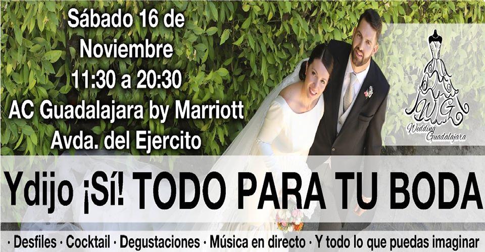 Feria de bodas 1ª Edición Wedding Guadalajara