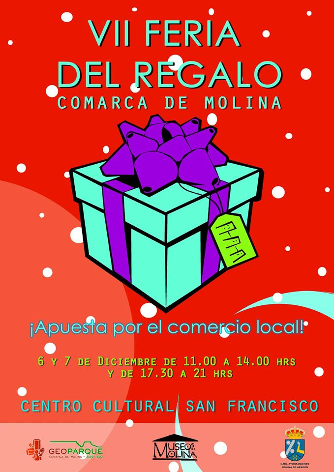 VII Feria del regalo comarca de Molina