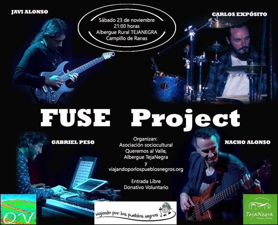 Concierto de FUSE Project