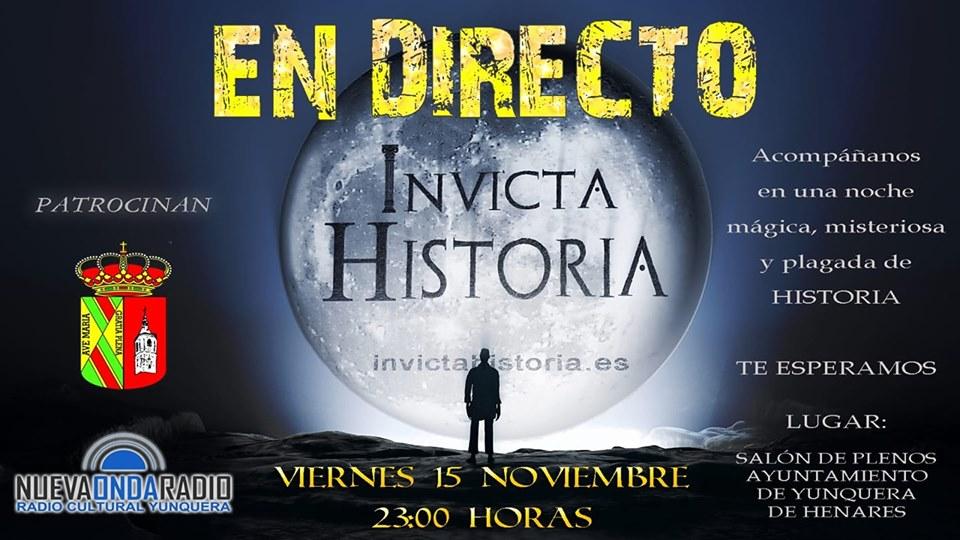 Invicta Historia llega a Yunquera de Henares