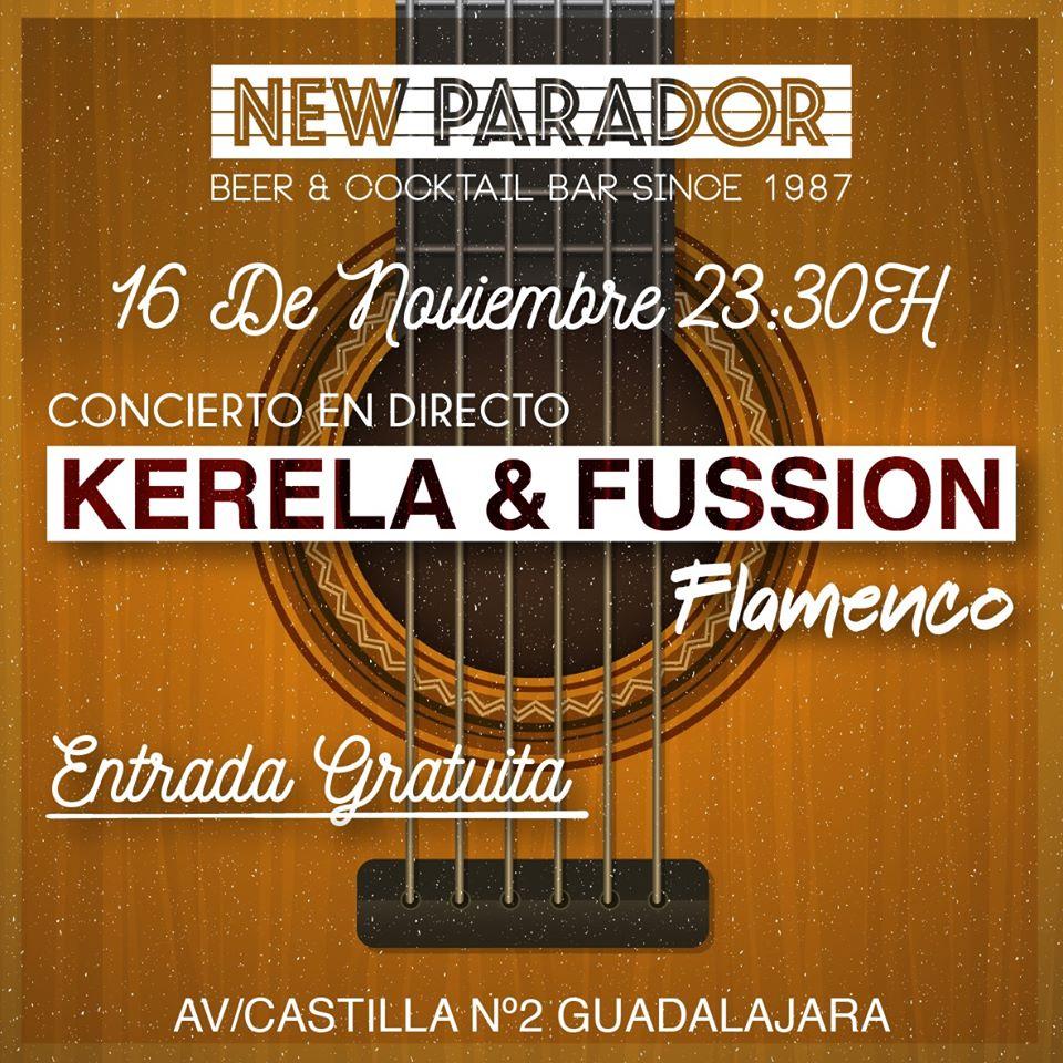 Concierto en directo de Flamenco Kerela & Fussion