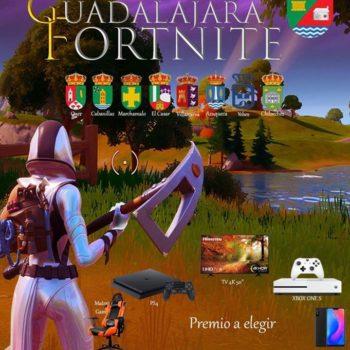 2º Liga Provincial Fortnite Guadalajara