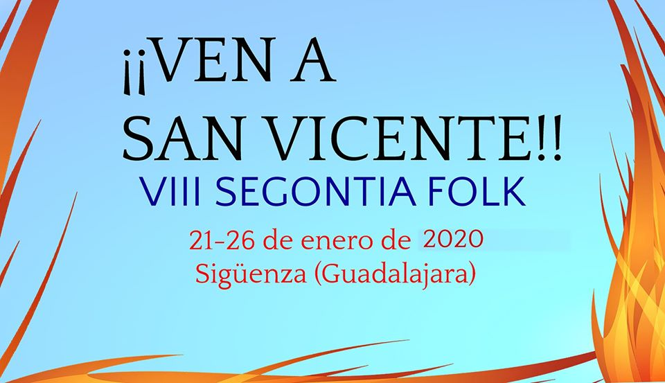 VIII edición del Segontia Folk