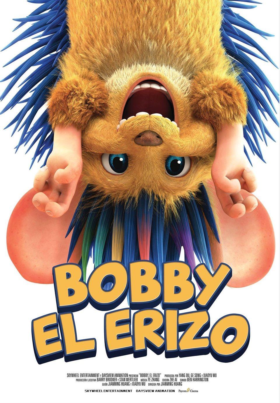BOBBY EL ERIZO Sala de Cine del EJE