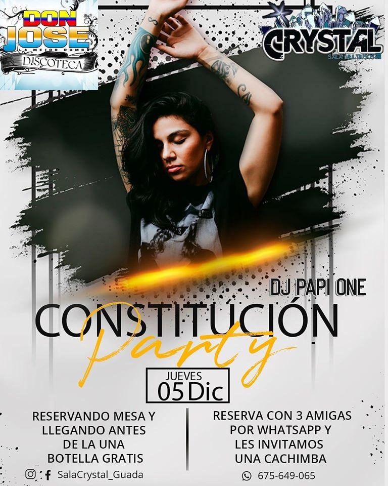 Constitución Party