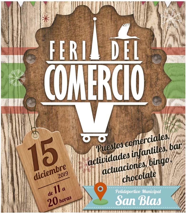 V FERIA DEL COMERCIO DE CABANILLAS DEL CAMPO