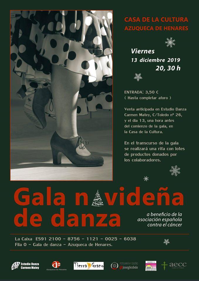 Gala Navideña de Danza