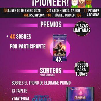 Torneo de Pioneer