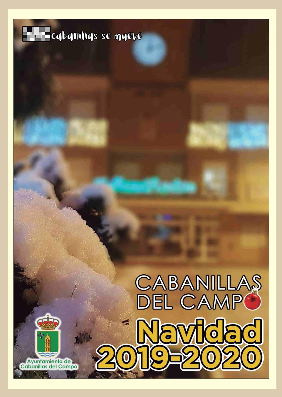 Programa Navidad Cabanillas del Campo 2019