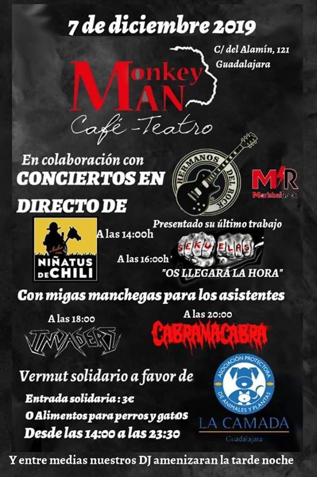 Rock & Vermú Solidarios
