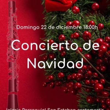 CONCIERTO DE NAVIDAD ALBARES