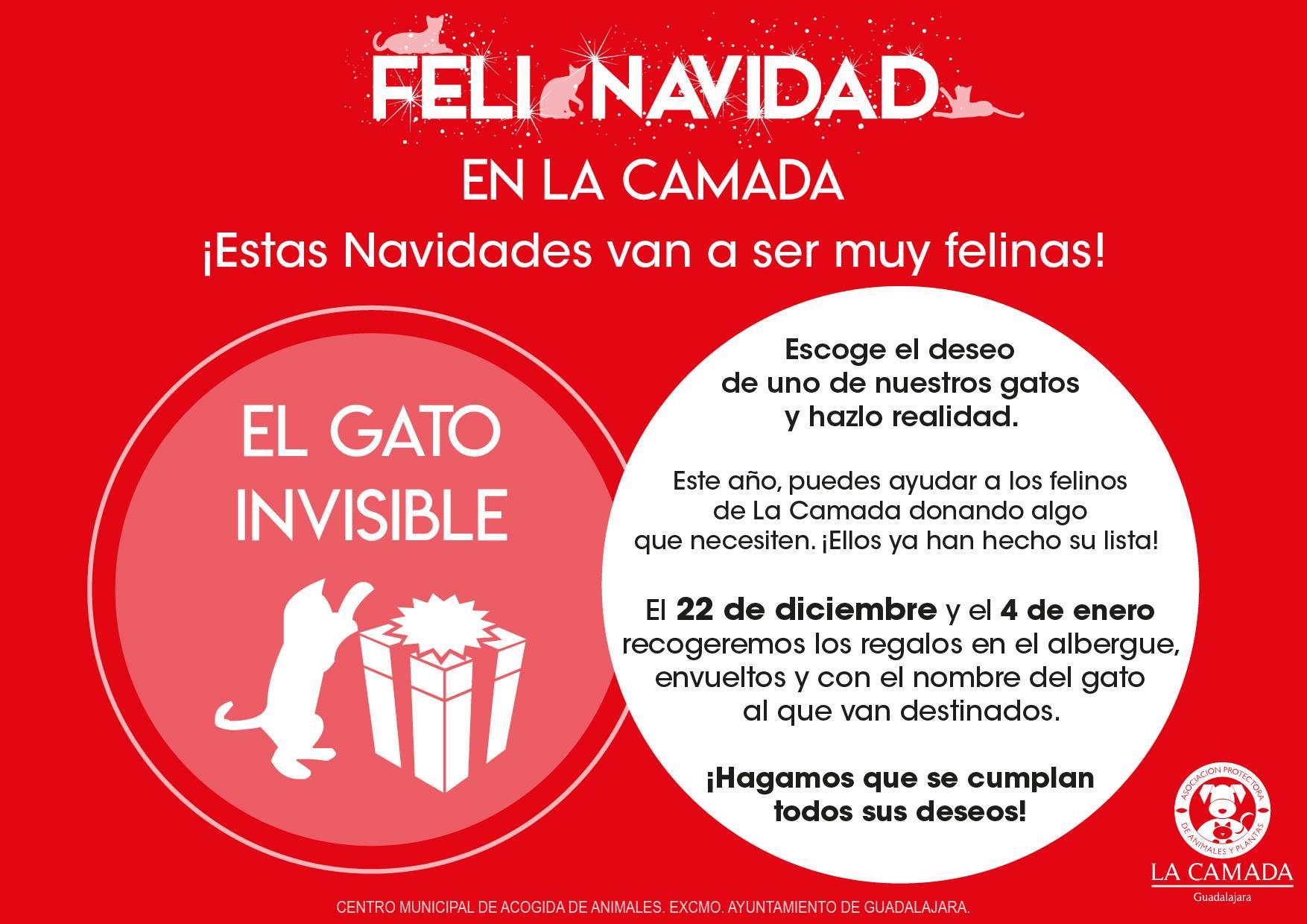 Feliz Navidad La Camada Guadalajara