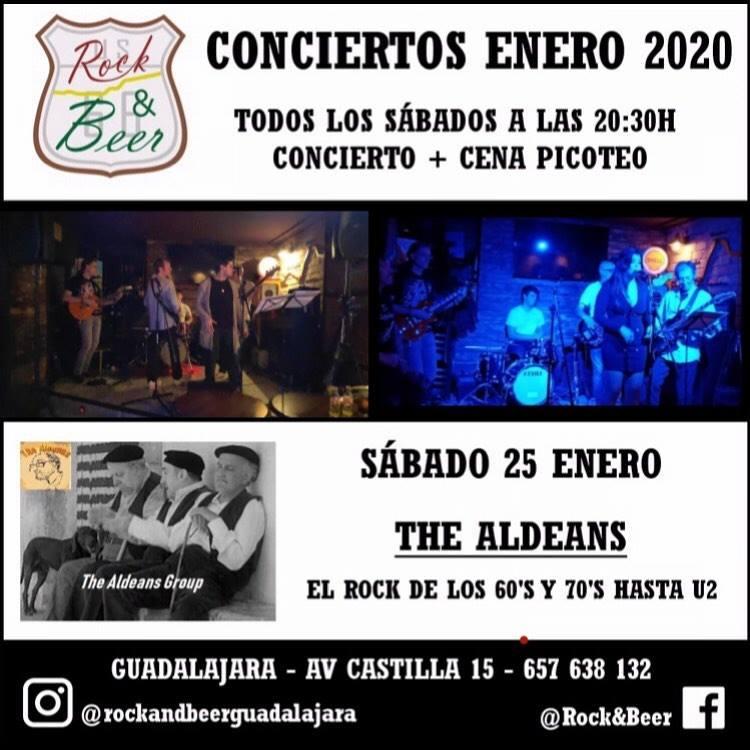 Actuacion En El Rock&Beer