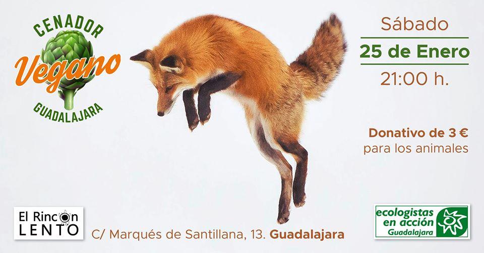 Cenador Vegano de Guadalajara