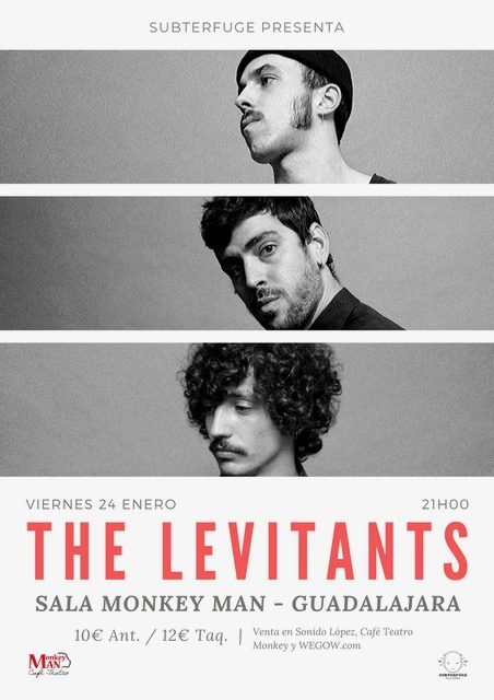 Concierto The Levitants