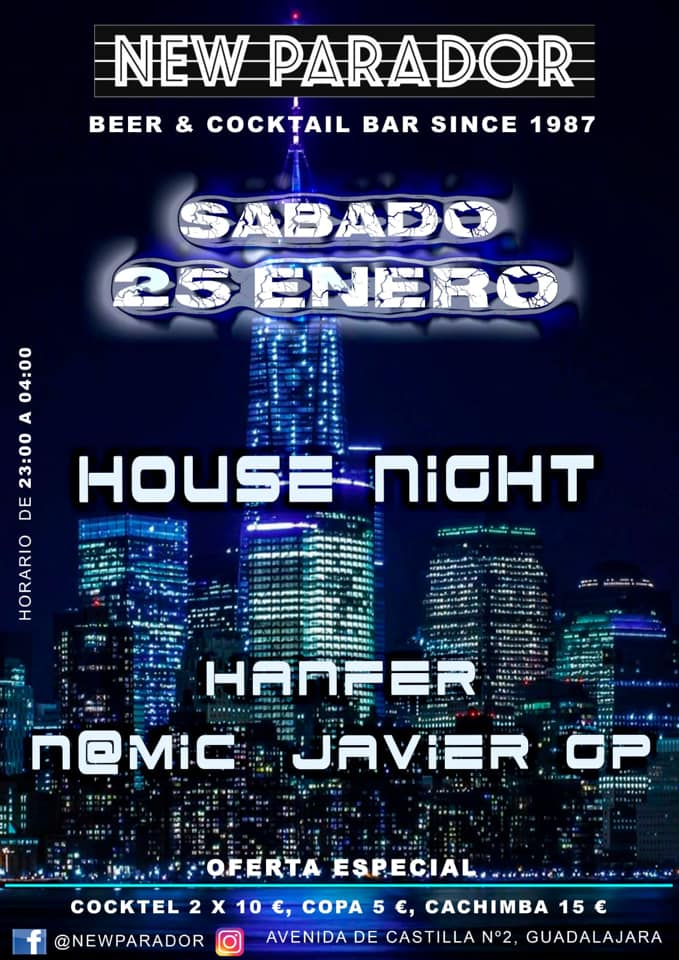 House night!!