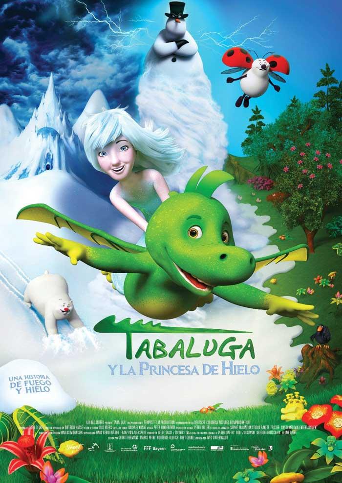 Tabaluga y la princesa de hielo Sala de Cine del EJE