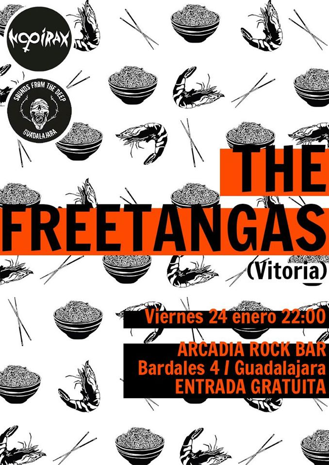 The FreeTangas en Guadalajara