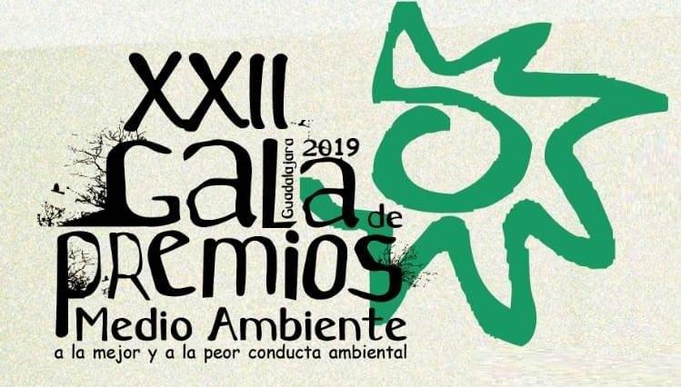 XXII Gala de Premios de Medio Ambiente de Guadalajara 2019