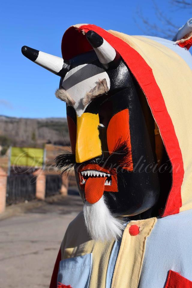 La Fiestas de las Candelas, con su tradicional Botarga.
