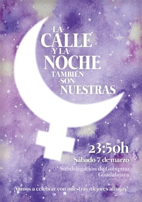 7M Manifestación Nocturna