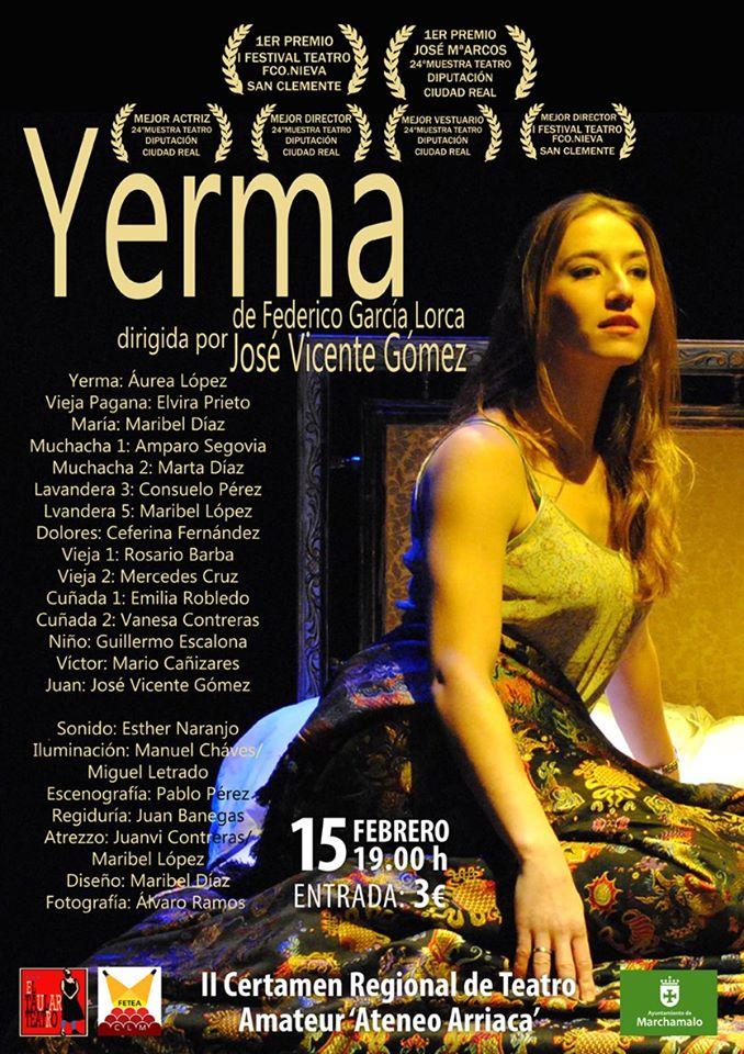'YERMA', de EL TAULAR TEATRO