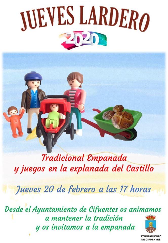 JUEVES LARDERO CIFUENTES 2020