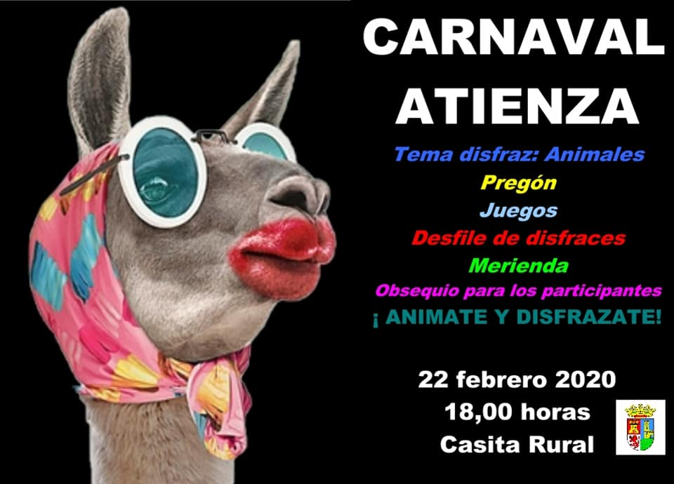 CARNAVAL ATIENZA 2020