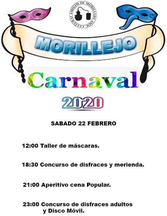 CARNAVAL MORILLEJO 2020