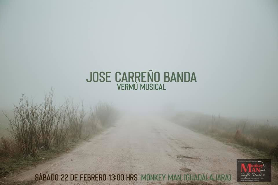Concierto de José Carreño Banda