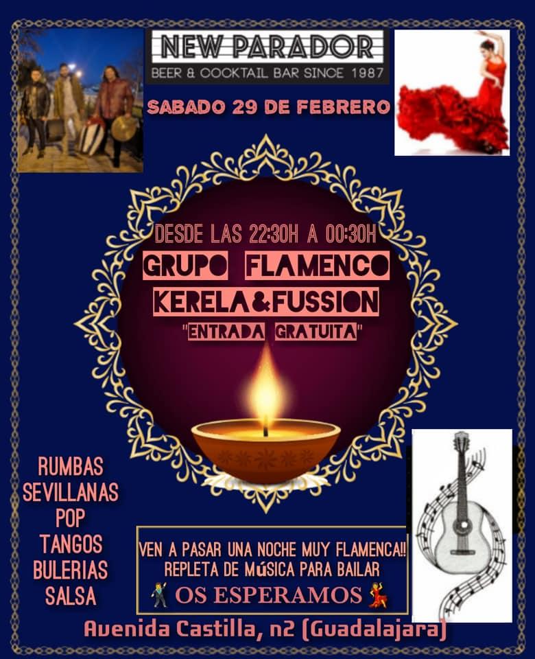 Concierto de rumbas y flamenco