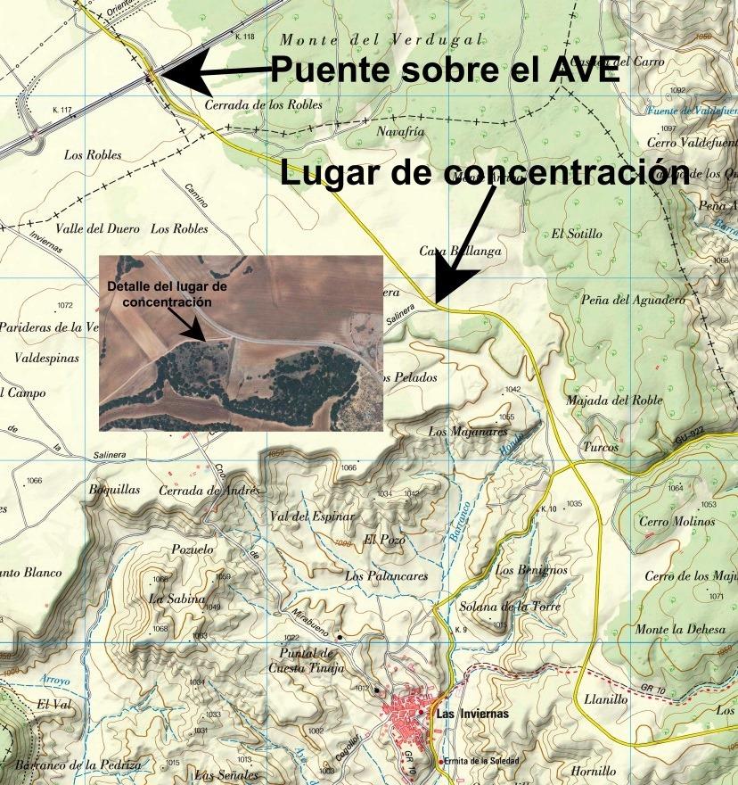 Excursión – «Geologiando por el Abanico de Las Inviernas»