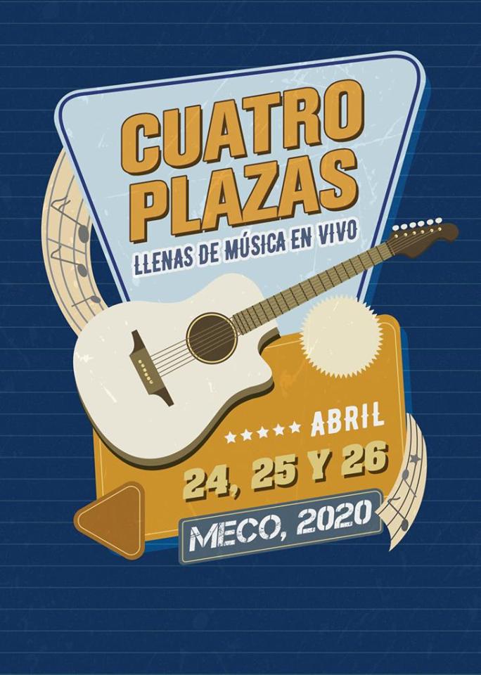 Festival Cuatro Plazas