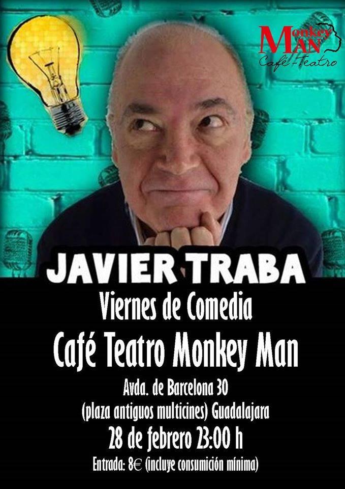 Monólogo Javier Traba
