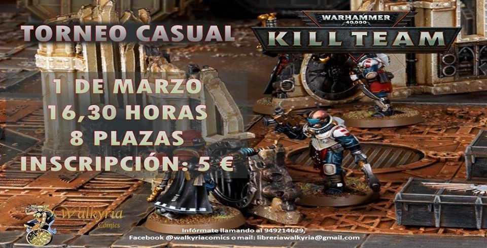 Torneo Casual Kill Team