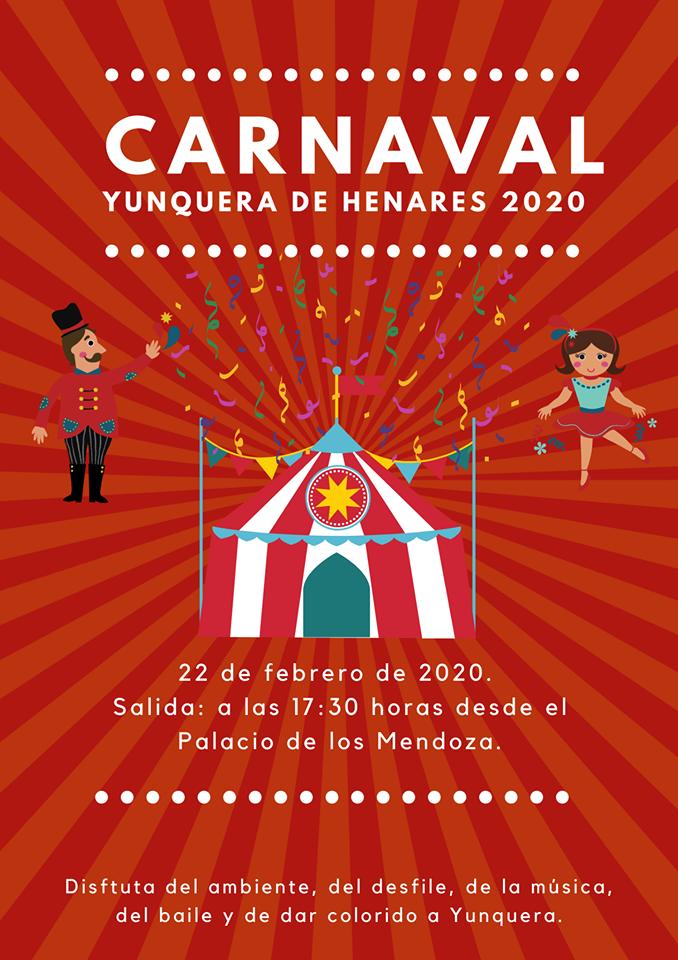CARNAVAL YUNQUERA DE HERNARES 2020