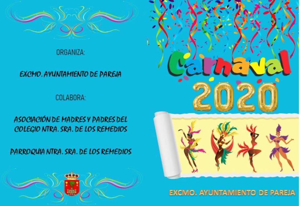 Programa de Carnaval Pareja 2020