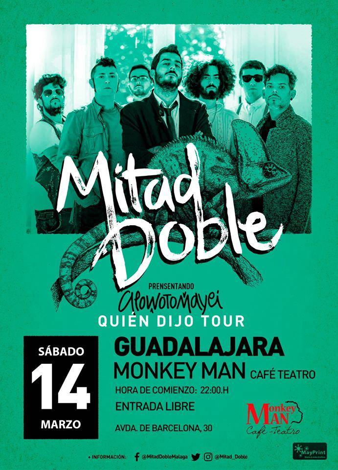 Concierto Mitad Doble