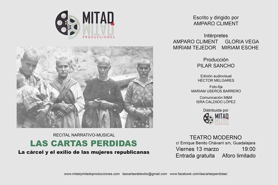 Las Cartas Perdidas en Guadalajara